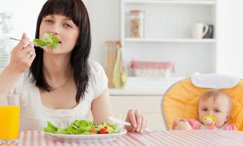 Dieta-pós-parto