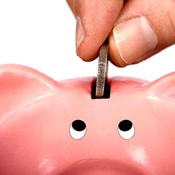 Pequenas estratégias para poupar dinheiro