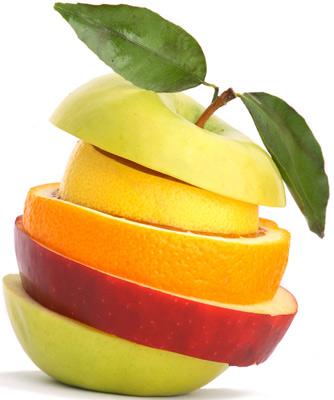 As maravilhas da fruta