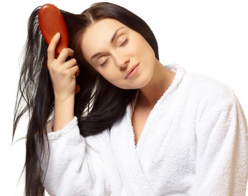 Como cuidar de cabelos oleosos