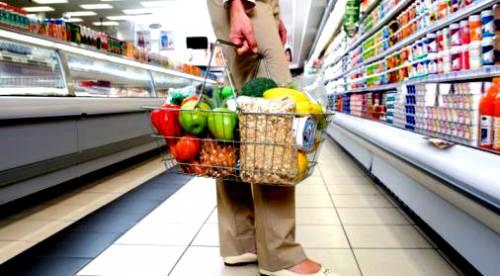 Faça compras saudáveis