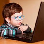 Proteja os seus filhos da internet