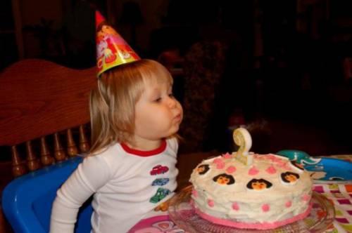 Festas de aniversário infantis em casa