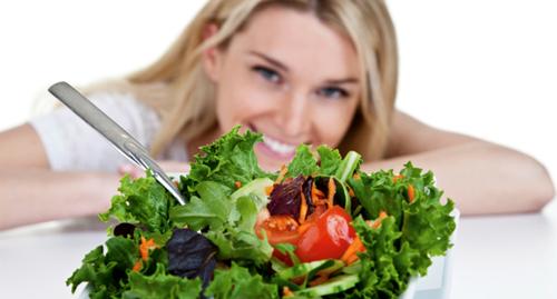 Mantenha Sua Alimentação Balanceada para perder peso