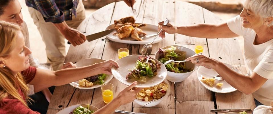 Para emagrecer deve comer mais frequentemente