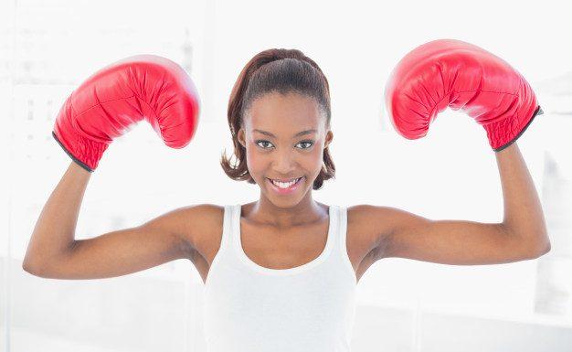 Emagrecer com o exercício do boxeador