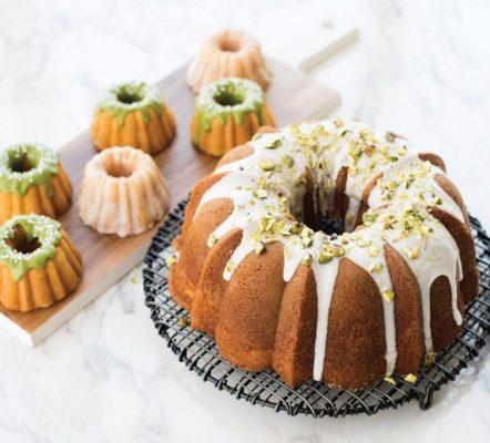 ideia bundt cake