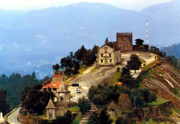 Monte do Pilar - PÓVOA DE LANHOSO