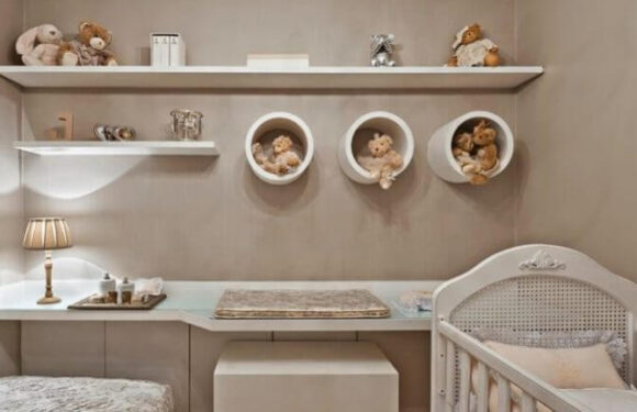 Três Ideias Criativas para o Quarto do Bebé